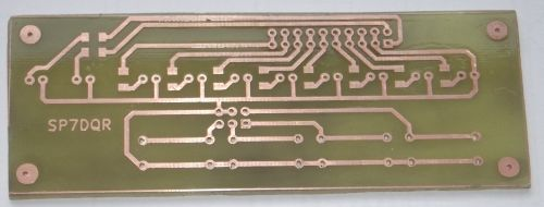 Display board PCB